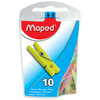 Maped Mini pinces à linge, couleurs assorties  - 41573