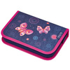 herlitz Etui scolaire 'Butterfly Dreams'