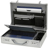 ALUMAXX Attaché-case pour ordinateur portable 'KRONOS'