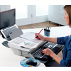 Fellowes Support documents/sous-main Easy Glide, utilisable