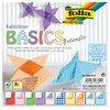 folia Papiers pour le pliage 'Basic Intensiv', 150 x 150 mm